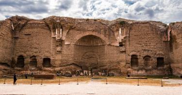 Caracalla Hamamı
