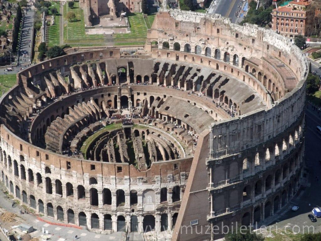 Kolezyum - Roma - İtalya
