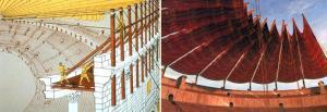 Velarium Kolezyum'un Güneş Tentesi